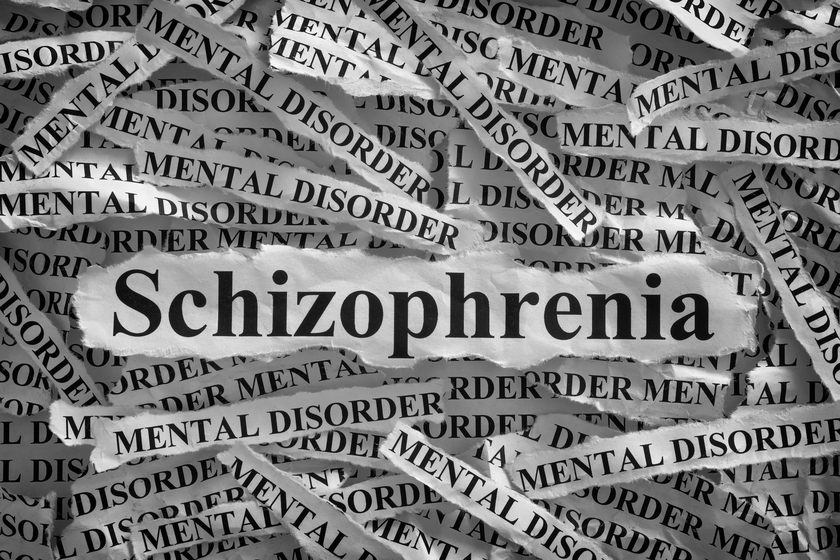 How can I deal with my mother's schizophrenia?